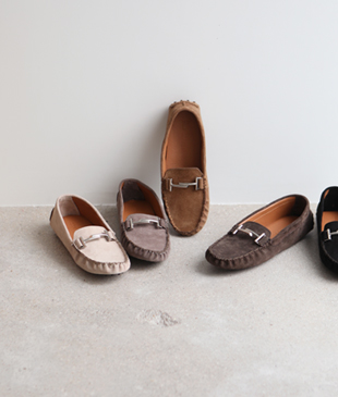 raw suede loafer_5c